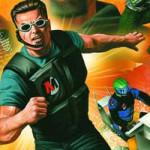Action Man kleurplaat