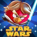 Angry Birds Star Wars kleurplaten