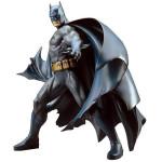 Batman kleurplaat