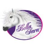 Bella Sara kleurplaat