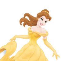 Belle en het Beest kleurplaten