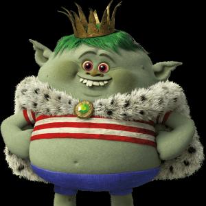 De Bergens: prins Gristle