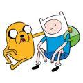 Adventure Time (Tijd voor Avontuur) kleurplaten