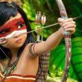Ainbo: Heldin van de Amazone kleurplaten