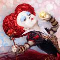 Alice Through The Looking Glass kleurplaten
