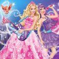 Barbie Popstar kleurplaten
