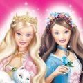 Barbie – De prinses en de bedelaar kleurplaten