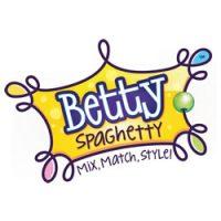Betty Spaghetty kleurplaten