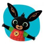 Bing Bunny kleurplaat