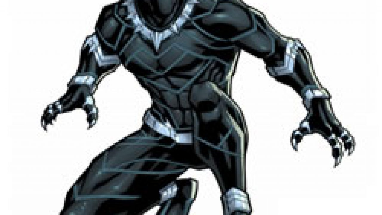 Kleurplaten Avengers Assemble.Black Panther Kleurplaten Leuk Voor Kids