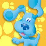 Blue's Clues kleurplaat