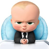Boss Baby kleurplaten