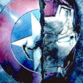 Captain America – Civil War kleurplaten