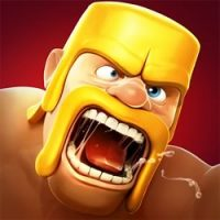 Clash of Clans kleurplaten