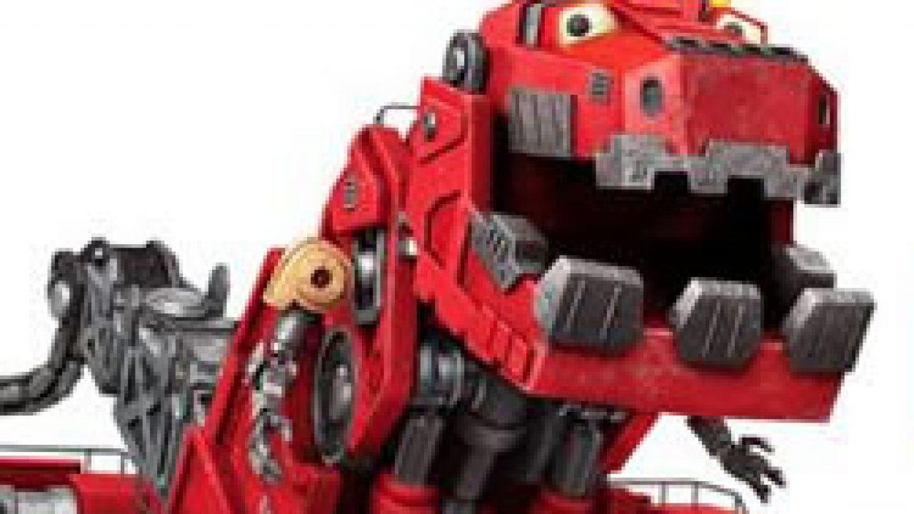 Dinotrux Kleurplaten Leuk Voor Kids