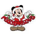 Disney kerstfeest kleurplaten