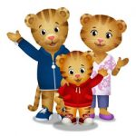 Daniel Tiger's Neighbourhood kleurplaat