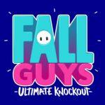 Fall Guys Ultimate knockout kleurplaat