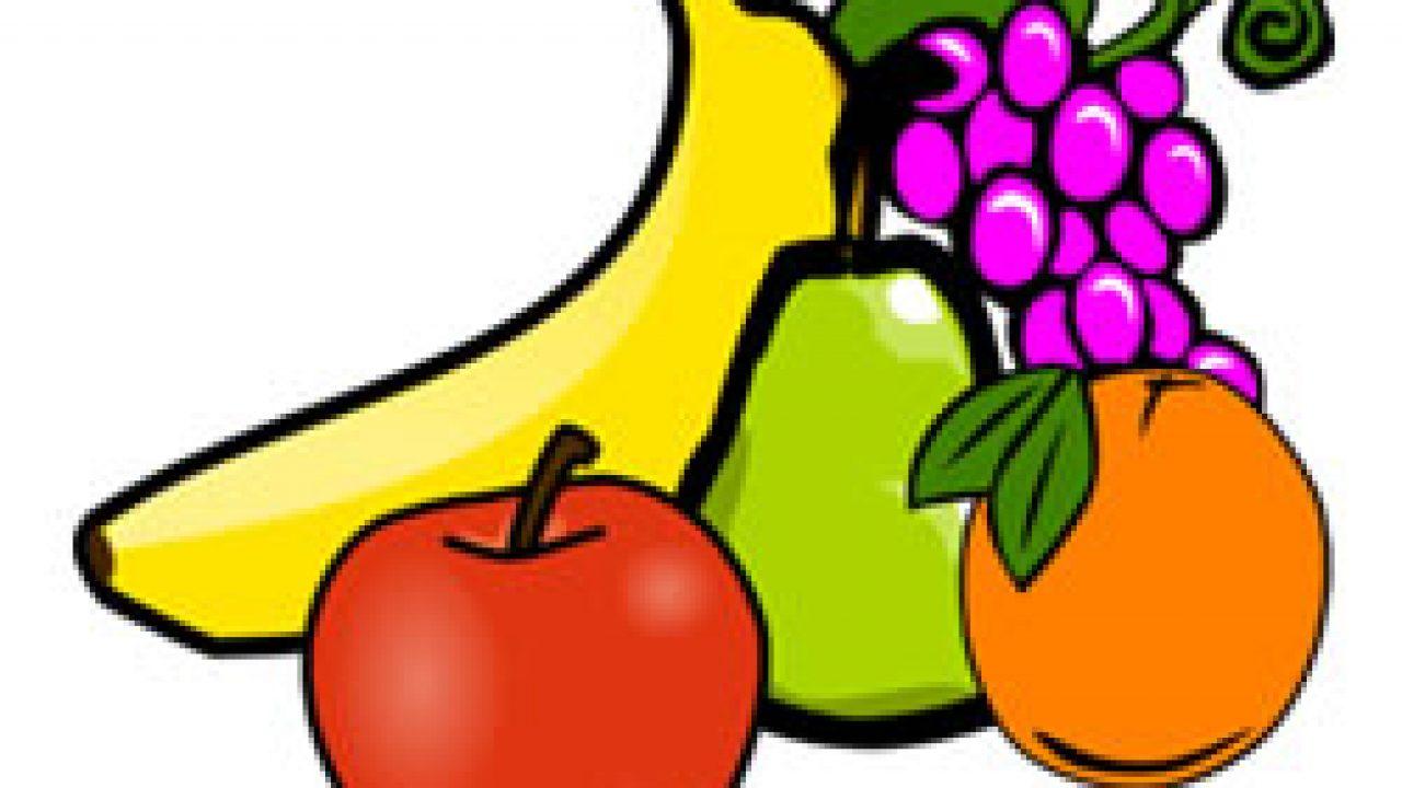 Mooie kleurplaten van fruit   Leuk voor kids