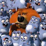 Grizzy & de Lemmings kleurplaat