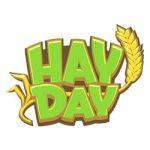 Hay day kleurplaat