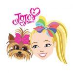 De JoJo en BowBow show kleurplaat