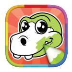 Kleurboek dinosaurussen voor kids