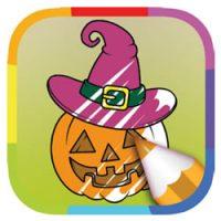 Kleurboek Halloween kleurplaten