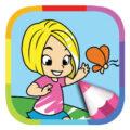 Kleurboek lente kleurplaatjes voor kids