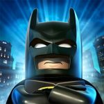 LEGO Batman kleurplaat