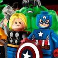 Lego Marvel Avengers kleurplaten