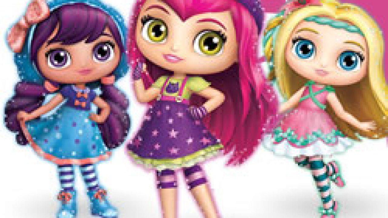 Little Charmers Kleurplaten Leuk Voor Kids