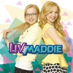 Liv & Maddie kleurplaat