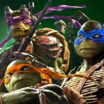 Ninja Turtles 2 – out of the shadows – kleurplaat