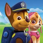 PAW Patrol kleurplaat