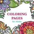 Kleurboek Coloring Pages for Adults
