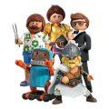Playmobil de Film kleurplaten