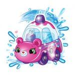 Shopkins Cutie Cars kleurplaat