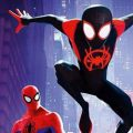 Spider-Man: into the Spider-verse kleurplaten