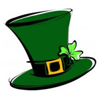 St. Patrick's Day kleurplaten