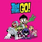 Teen Titans GO! kleurplaat