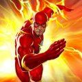 The Flash kleurplaten
