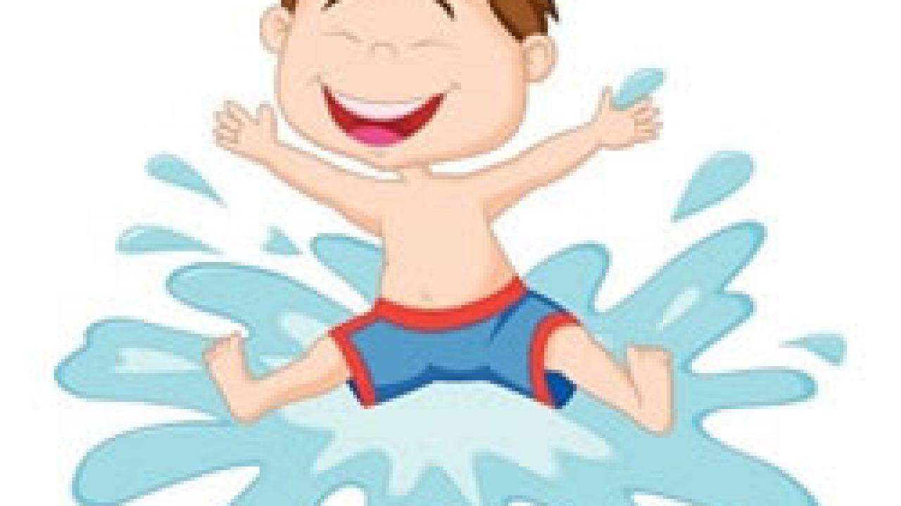 Kleurplaten Over Zwemmen.Leuk Voor Kids Waterpret Kleurplaten