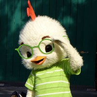 Chicken Little kleurplaten