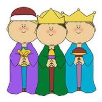 Drie Koningen kleurplaten