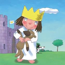 Kleurplaten Kleine Prinses.Leuk Voor Kids Kleine Prinses Kleurplaten