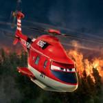 Planes 2 Fire & Rescue kleurplaat