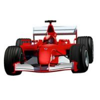 Formule 1 Racewagens Kleurplaten Leuk Voor Kids