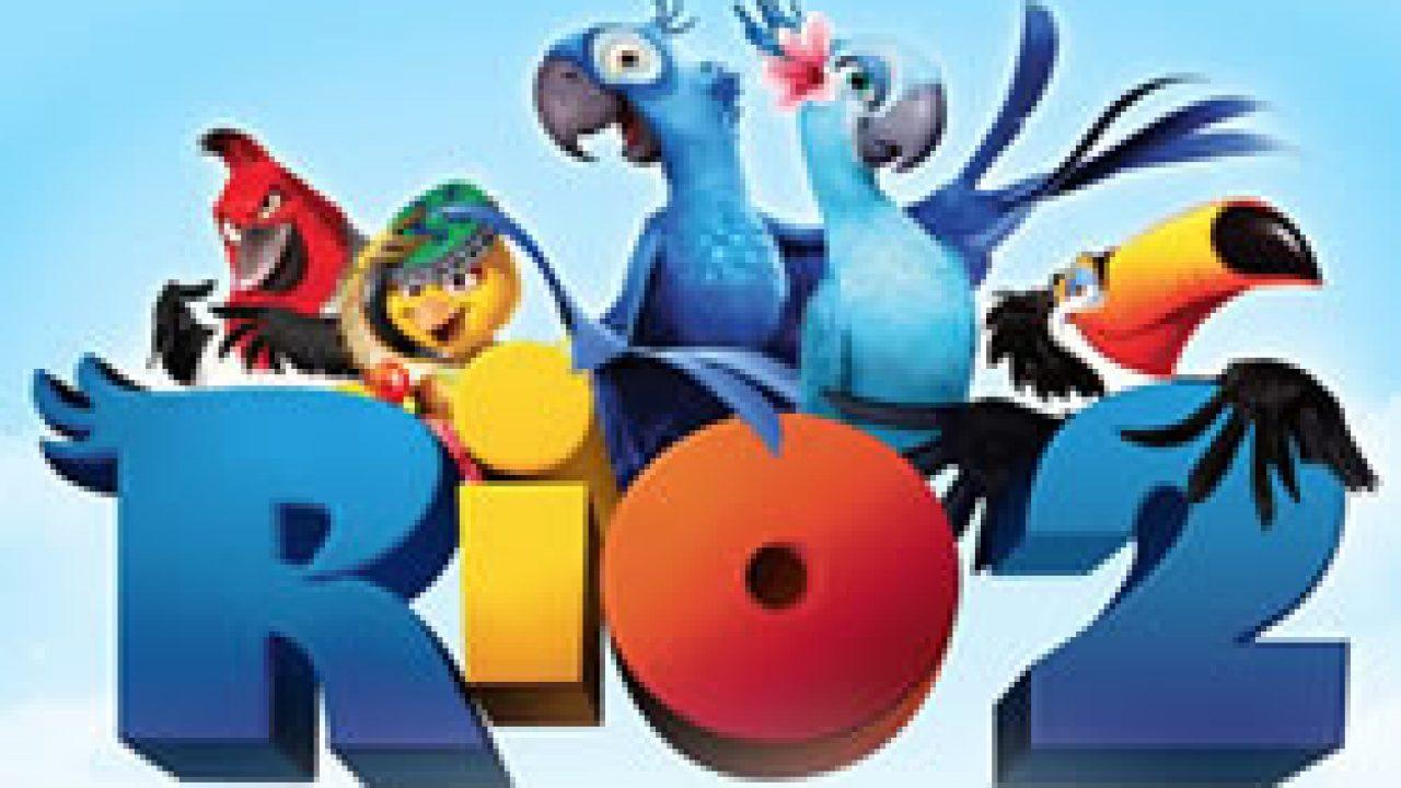 Rio 2 Kleurplaten Leuk Voor Kids