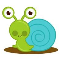 leuk voor slakken kleurplaten